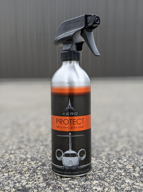 PROTECT - Tire and Vinyl Dressing