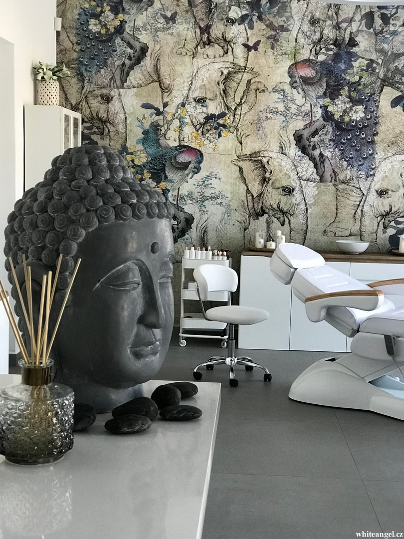 Kosmetika pardubice_interiér salonu