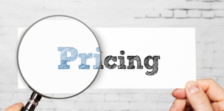Pricing. Structure