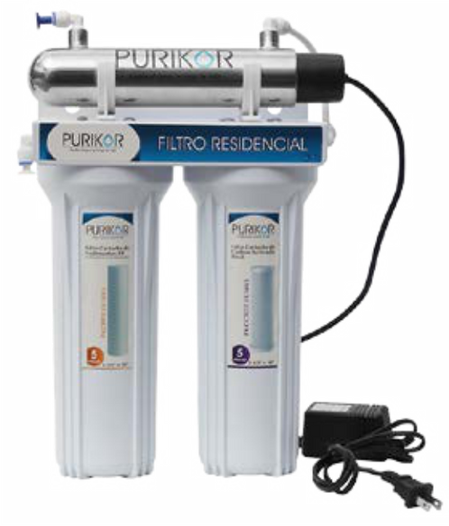 Purificacion POU - PKF-3UV