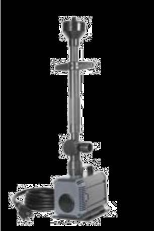 Motobomba Sumergible para Fuentes Decorativas - Serie BABY30