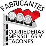 Fabricantes Correderas Mensulas y Tacone