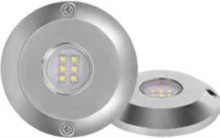 """Lámpara LED Montaje en Pared o Suelo 3"""""""