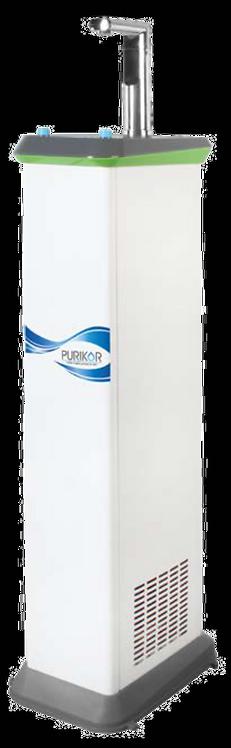 Dispensador de Agua Fría y al Tiempo