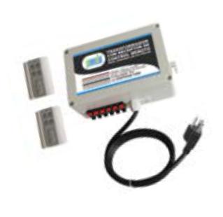 Transformador de 150W (115 VCA a 12 VCA) para lámparas LED
