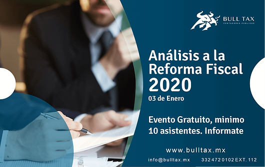 BullTax - Analisis a la Reforma Fiscal 0