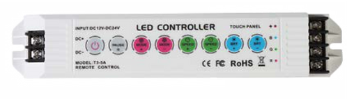 Controlador de Cascada LED PANDA