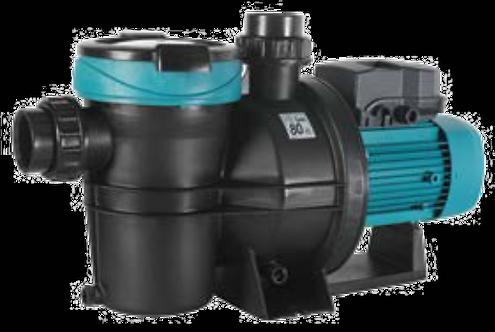 Bomba para Recircular el Agua - Serie SILEN-S 2 HP