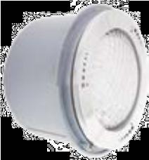 Lampara LED en Acero Inoxidable Blanca Para Piscinas y Accesorios