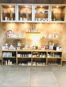 Kosmetik Vorraum