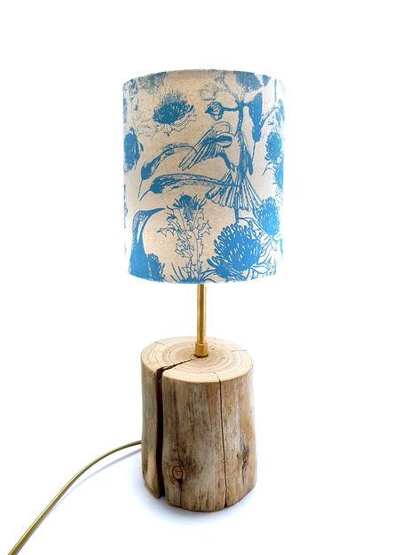 Lampe rondin MM