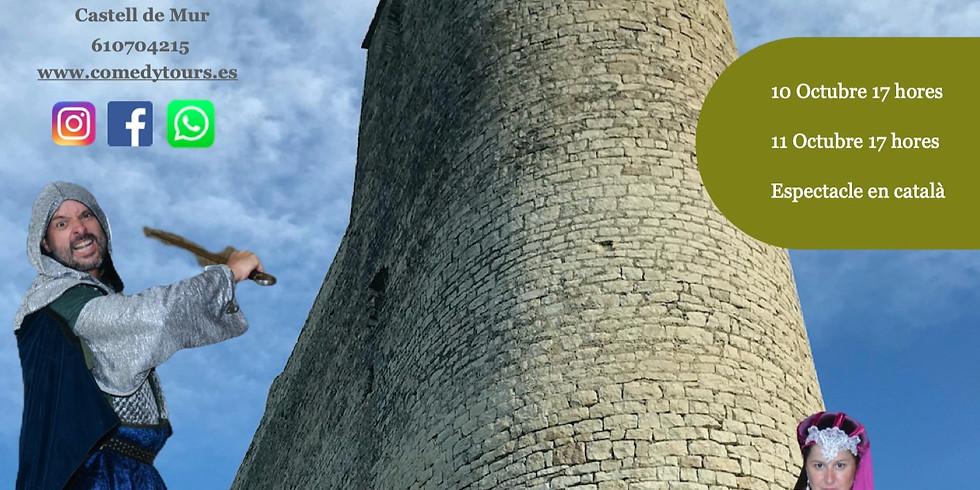 Castell de Mur - La conquista del Pallars