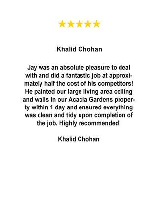 best review sydney painter local painter