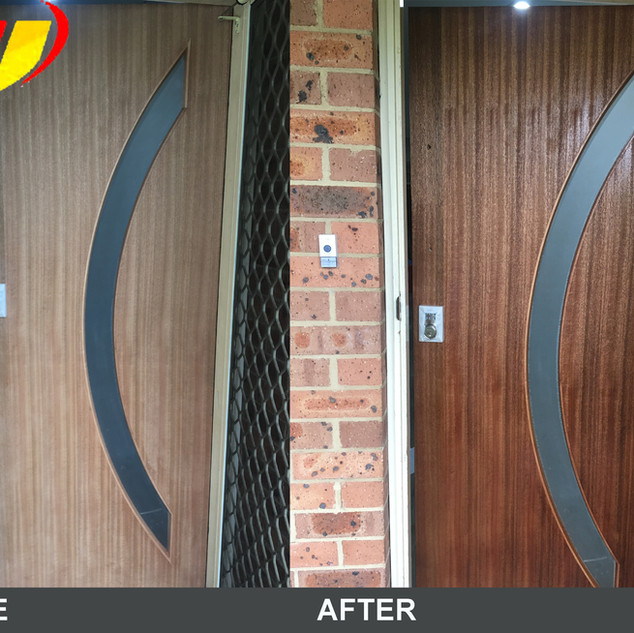 exterior painting_door painting_ sydney