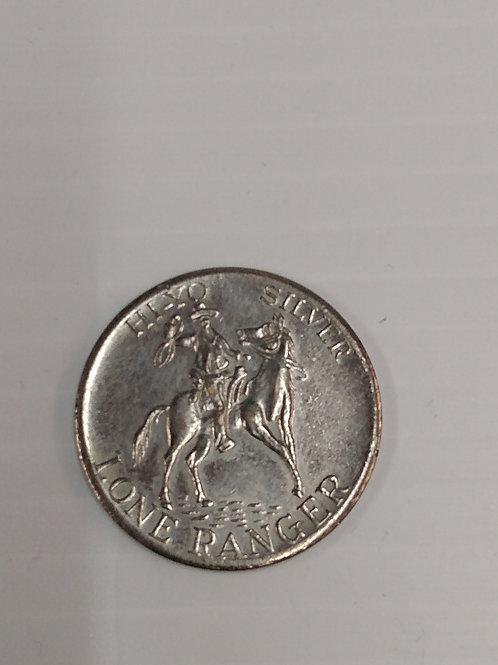 1941 Hi-Yo Silver and Lone Ranger Lucky Coin