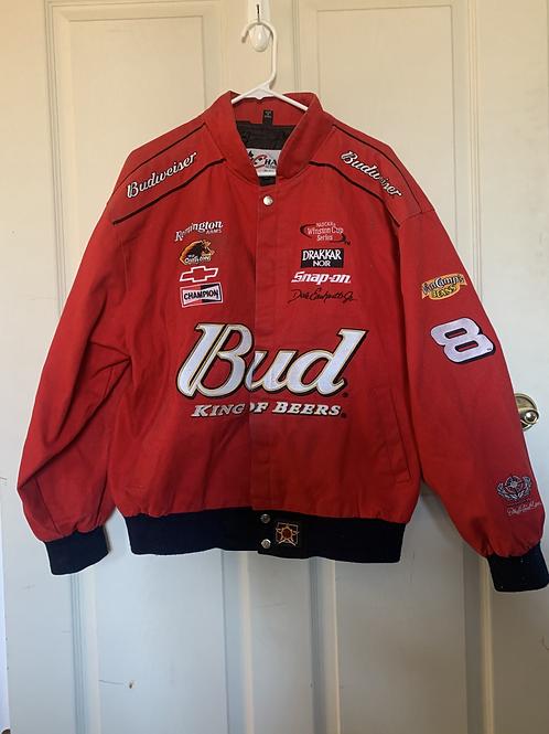 Dale Earnhardt Jr. Bud Racing Jacket