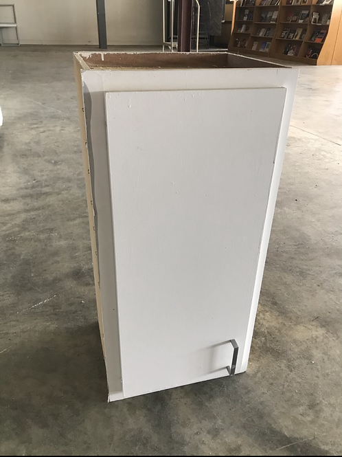 "Wall Cabinet 15"" wide"