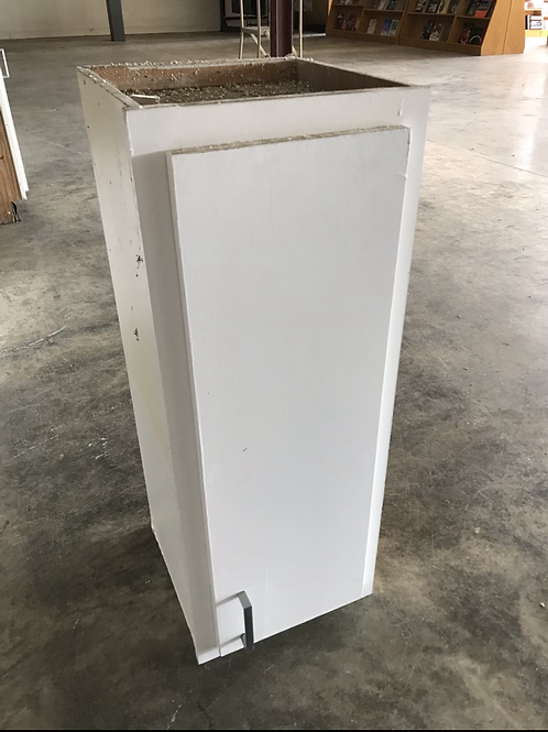 """Wall Cabinet 12"""" wide"""