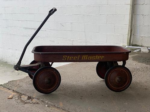 Vintage Steel Master Wagon