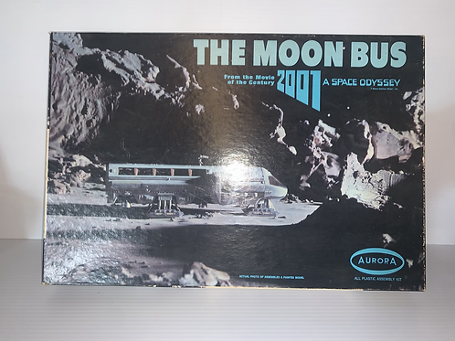 2001 A Space Odyssey: The Moon Bus Model