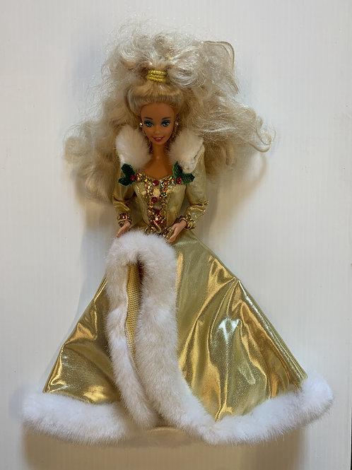 1994 Christmas Edition Barbie