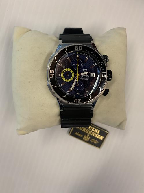 Jules Jurgensen Stainless Steel Watch