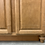 Thumbnail: Cabinet Set - light brown with corian tops, 8pcs