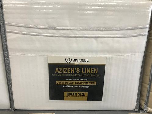 Microfiber Egyptian cotton bed sheet set