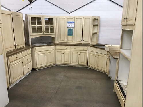 Kitchen Cabinet Set