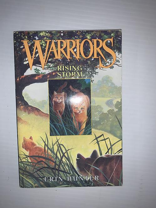 Warriors - Rising Storm