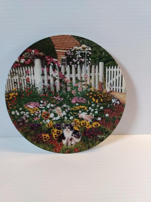 Higgins Bond Frisky Business Collector's Plate Set 6pcs