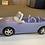 Thumbnail: Vintage Mattel 1996 Barbie Convertible