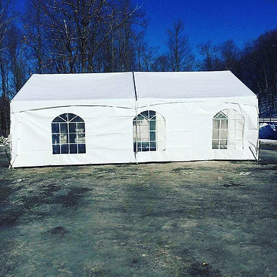 Winter tents!! More to come this week ;)