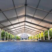 140ft long tent