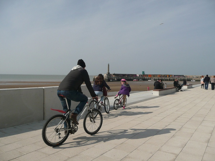 Cycling Margate