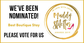 Muddy Stilettos Awards 2019