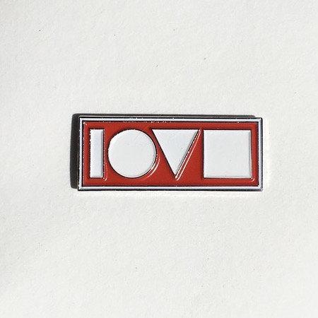 """Love Crew Pin"""