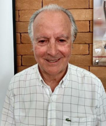 Antonio Alves dos Santos Quelhas, 84 anos, é exemplo dos benefícios da vida saudável.