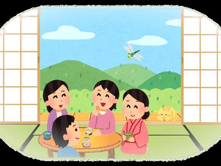 5月のハルの茶話会