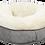 Thumbnail: Fårulls doughnut bädd - grå