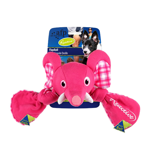 Flatball elefant