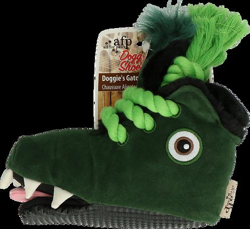 Alligator toffel