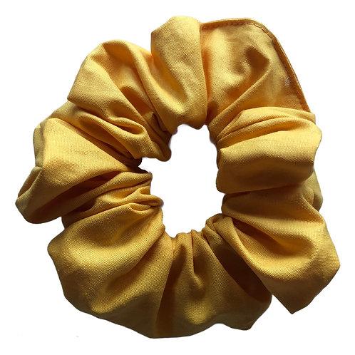 Gul scrunchie