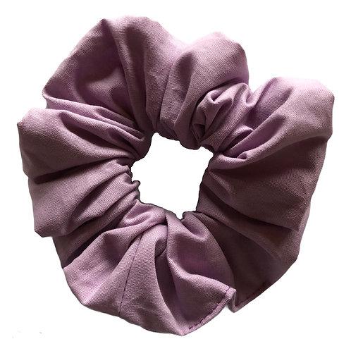 Lavendel scrunchie