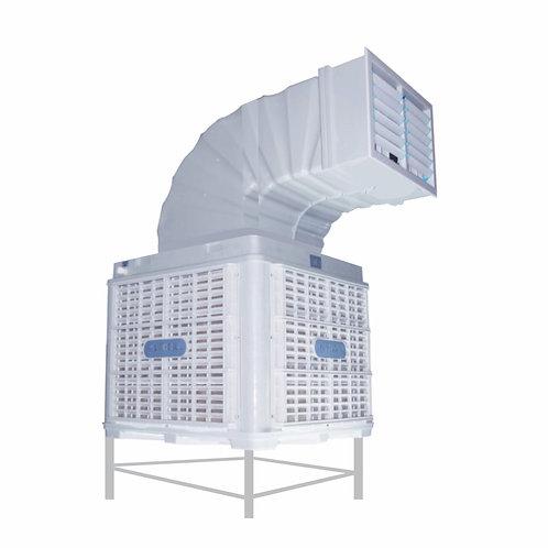 Climatizador Evaporativo Industrial 20000m3 P200T