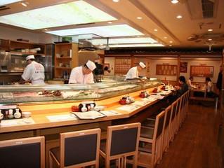 Tuyển nhân viên quản lý quán sushi ở Shizuoka