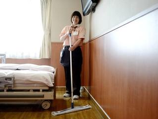 Tuyển nhân viên dọn phòng bệnh viện