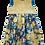 Thumbnail: Dk Teal Floral Pixie Dress