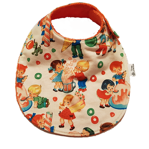 Sweet Treats Bib