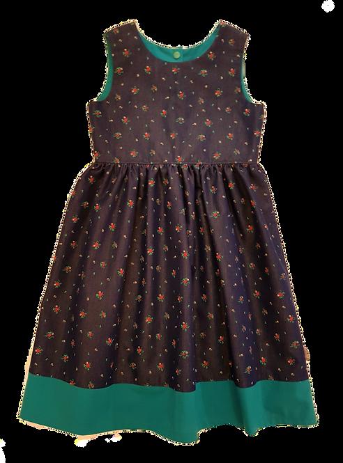 Indigo Roses Pixie II Dress